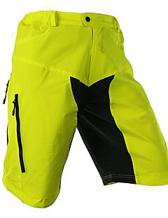 Arsuxeo Shorts para Ciclismo Homens Moto Shorts largos Shorts CalçasRespirável Secagem Rápida Design Anatômico Vestível Anti-Estático