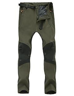 Pánské Větruvzdorné Nositelný Prodyšnost Kalhoty pro Lov Turistika Lezení Kempink Zimní sporty L XL XXL XXXL 4XL