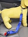 Scaun Mașină Câini/ Echipament Siguranță Câini Ajustabile/Retractabil Siguranță Mată Nailon