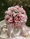 """Flori de Nuntă Rotund Trandafiri Buchete Nuntă Petrecere / Seară Mătase 6.3""""(Approx.16cm)"""