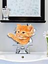 Animale Perete Postituri 3D Acțibilduri de Perete Autocolante toaletă,Vinil Material Pagina de decorare de perete Decal
