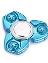 Spinner antistres mână Spinner Jucarii Tri-Spinner Ceramică Metal EDCStres și anxietate relief Birouri pentru birou Ameliorează ADD,