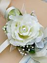 """Flori de Nuntă Corsaj de mână Nuntă Șifon 3.15""""(Approx.8cm)"""