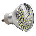 hesapli LED Mısır Işıkları-LED Spot Işıkları 2800 lm E14 GU10 MR16 60 LED Boncuklar SMD 3528 Doğal Beyaz 220-240 V