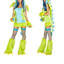 billige Bryllupsdekorasjoner-Dinosaur Cosplay Kostumer Party-kostyme Dame Halloween Karneval Festival / høytid Halloween-kostymer Drakter Lapper