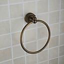 halpa Vessapaperitelineet-Pyyhetanko Korkealaatuinen Antiikki Messinki 1 kpl - Hotelli kylpy pyyherengas
