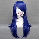 billige Video Spil Cosplay Parykker-Clannad Kotamo Ichinose Dame 24 inch Varmeresistent Fiber Anime Cosplay Parykker