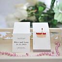 hesapli Düğün Dekorasyonları-Düğün / Parti Sert Kart Kağıdı Düğün Süslemeleri Klasik Tema Tüm Mevsimler