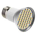 preiswerte Mehr Bestellen & Mehr Sparen-240lm E26 / E27 LED Spot Lampen PAR38 60 LED-Perlen SMD 3528 Warmes Weiß 85-265V