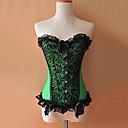 olcso Parti fejdíszek-Fűző Gótikus Lolita Cosplay Lolita ruhák mert