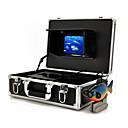 お買い得  フィッシュファインダー-記録を持つ水中カメラ防犯カメラのモニター(50メートルケーブル海底探査)