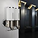billige Soap Dispensers-Moderne Veggmontert baderomsutstyr såpedispenser