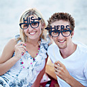preiswerte Hochzeit Dekorationen-Hochzeitsfeier Hartkartonpapier Fasergemisch Hochzeits-Dekorationen Klassisch Winter Frühling Sommer Herbst Ganzjährig