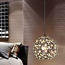 baratos Luzes Pingente-SL® Esfera Luzes Pingente Luz Ambiente - Cristal, Estilo Mini, 110-120V / 220-240V Lâmpada Não Incluída / 10-15㎡ / E12 / E14