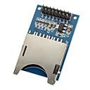 halpa Moduulit-lukeminen ja kirjoittaminen moduld sd-kortin moduuli korttipaikan lukulaite (arduino) mcu: lle