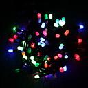 preiswerte Weihnachtsdeko-Leuchtgirlanden 30 LEDs LED Diode Mehrfarbig Dekorativ / Weihnachtshochzeitsdekoration 4 V 1pc / IP44