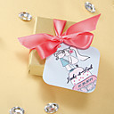 """ieftine Acțibilde,Etichete-Temă Grădină Temă Basme Autocolante, etichete Tag-uri - 36 Rotund Pătrat 2"""" Diamant Decor Nuntă Unic Etichete"""