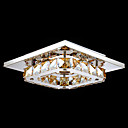 cheap Ceiling Lights-UMEI™ Flush Mount Ambient Light Electroplated Metal LED 90-240V LED Light Source Included / LED Integrated