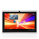 cheap Tablets-7 Inch Android Tablet (Android 4.4 1024*600 Quad Core 512MB RAM 8GB ROM)