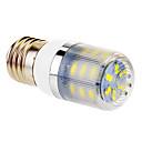 hesapli Projektör Lambalar-YWXLIGHT® 4W 350-400 lm E26/E27 LED Mısır Işıklar T 24 led SMD 5730 Serin Beyaz AC 220-240V