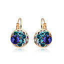 cheap Rings-Women's Drop Earrings Cubic Zirconia Alloy Jewelry Wedding Party