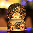 cheap Decorative Objects-1pc Glasses Special Design / Novelty for Home Decoration, Ball / Holiday Decorations Gifts