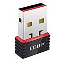 baratos Adaptadores de Rede-EDUP 802.11b/g/n ep-N8508 150Mbps adaptador usb wireless