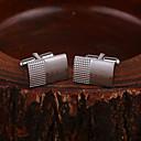ieftine Cadouri de Nuntă-aliaj de zinc Butoni & Ace de Cravată Mire Naș de Căsătorie Nuntă Aniversare Zi de Naștere Felicitări Afaceri