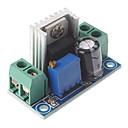 hesapli Modüller-lm317 dc 40v - 1.2 ~ 7v voltaj kademeli devre tahtası ayarlanabilir voltaj regülatörü güç kaynağı