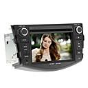 levne Oční stíny-7inch 2 DIN v palubní desce auta DVD přehrávač pro Toyota RAV4 2006-2012 s GPS, BT, ipod, RDS, FM, tv