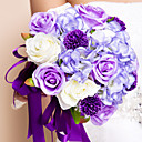 "cheap Wedding Flowers-Wedding Flowers Bouquets Wedding Silk 11.8""(Approx.30cm)"