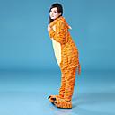 olcso Kigurumi pizsamák-Kigurumi pizsama Felnőttek Mindszentek napja Farsang Fesztivál / ünnepek Mindszentek napi kösztümök Narancssárga