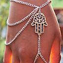 preiswerte Modische Armbänder-Damen Quaste Bettelarmbänder Ring-Armbänder - Personalisiert, Quaste, Europäisch Armbänder Silber Für Party Alltag Normal