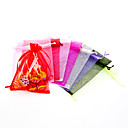 cheap Favor Holders-Organza Favor Holder with Ribbons Favor Bags - 12