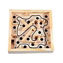 baratos Jogos de Labirinto & Lógica-Labirinto de madeira / Labirinto Diversão De madeira Clássico Peças Crianças Dom