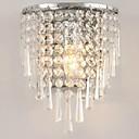 preiswerte Wandleuchten-LightMyself™ Kristall Modern / Zeitgenössisch Wohnzimmer Wandleuchte 110-120V / 220-240V 3 W