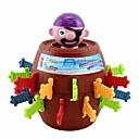 abordables Trucos de Magia-Divertido Lucky Puñalada Pop Up Toy Gadget pirata Barril Juego