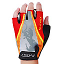 cheap Cycling Gloves-Nuckily Sports Gloves Wearable / Breathable / Wearproof Fingerless Gloves Spandex / Polyester Cycling / Bike Men's / Unisex