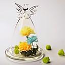 abordables Decoraciones de Boda-Material Vidrio Tabla Centro de Piezas - Sin personalizar Otros Mesas Cubierta de Cristal Flor Primavera Verano Todas las Temporadas