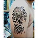 billige Midlertidige tatoveringer-#(1) midlertidige Tatoveringer Vanntett Papir Tatoveringsklistremerker / Mønster
