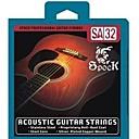 halpa Soitintarvikkeet-SA32 - Silver Folk Guitar Strings