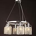 abordables Lámparas de Noche-SL® Cristal Lámparas Colgantes Luz Ambiente Otros Metal Cristal 110-120V / 220-240V / E12 / E14