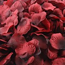baratos Flor artificiali-1conjunto Tecido Flor Pétalas