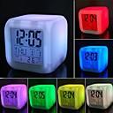 tanie Nowoczesne oświetlenie-1szt Ekran wyświetlacza / Noc LED Light Bateria Wodoodporne