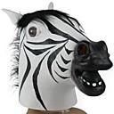 お買い得  LEDボール型電球-ハロウィン用マスク ラテックス ゴム クラシック 楽しい ホラーテーマ 子供用 成人