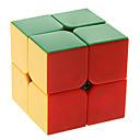 ieftine Cuburile lui Rubik-cubul lui Rubik QIYI 2*2*2 Cub Viteză lină Cuburi Magice puzzle cub nivel profesional Viteză Cadou Clasic & Fără Vârstă Fete