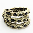 preiswerte Modische Halsketten-Damen - Mehrreihiges Armband Armbänder Bronze Für Alltag