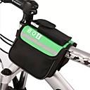 preiswerte Bilderrahmen & Fotoalben-BOI 8 L Fahrradrahmentasche / Top Schlauchbeutel Wasserdicht, Reflektierend Fahrradtasche Polyester Tasche für das Rad Fahrradtasche Radsport / Fahhrad