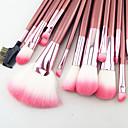 preiswerte Pulver Bürsten-22 Stück Makeup Bürsten Professional Bürsten-Satz- Nylon Pinsel / Künstliches Haar / Andere Große Pinsel / Mittelgroße Pinsel