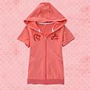 levne Videogame Costumes-Inspirovaný Kagerou Project cosplay Video Hra Cosplay kostýmy Cosplay Topy / Bottoms Kabát Kostýmy